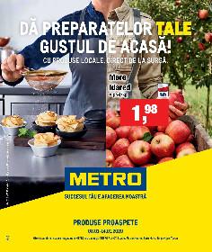 Metro - Produse proaspete | 08 Ianuarie - 14 Ianuarie