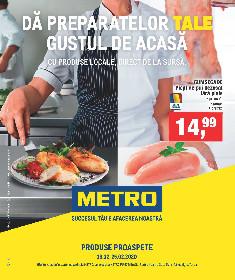 Metro - Produse Proaspete | 19 Februarie - 25 Februarie