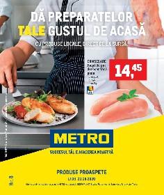 Metro - Produse proaspete | 17 Iunie - 23 Iunie