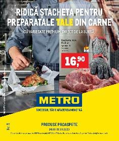 Metro - Produse proaspete direct de la sursa | 24 Iunie - 30 Iunie