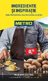 Metro - Produse Proaspete | 22 Iulie - 28 Iulie