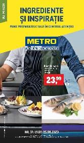 Metro - Ingrediente si inspiratie   19 August - 25 August