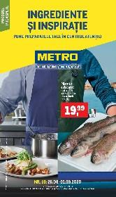 Metro - Produse Proaspete | 26 August - 01 Septembrie