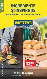 Metro - Produse proaspete | 09 Septembrie - 15 Septembrie