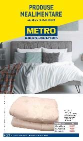 Metro - Produse nealimentare | 01 Octombrie - 01 Noiembrie