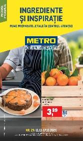 Metro - Ingrediente si Inspiratie | 11 Noiembrie - 17 Noiembrie