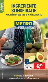 Metro - Ingrediente si inspiratie | 23 Decembrie - 29 Decembrie
