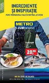Metro - Ingrediente si inspiratie | 27 Ianuarie - 02 Februarie