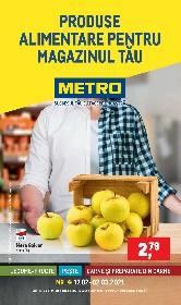 Metro - Produse alimentare pentru magazinul tau | 17 Februarie - 02 Martie