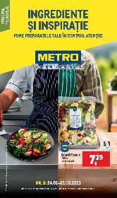 Metro - Produse Proaspete pentru HoReCa | 24 Februarie - 02 Martie