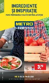 Metro - Ingrediente si inspiratie | 03 Martie - 09 Martie