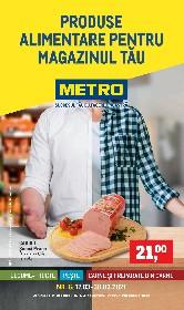 Metro - Produse alimentare pentru magazinul tau | 17 Martie - 30 Martie