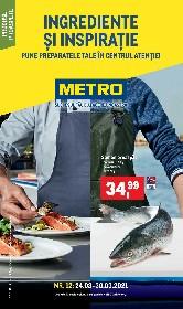 Metro - Produse proaspete | 24 Martie - 30 Martie