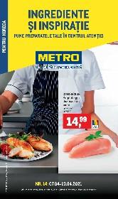 Metro - Ingrediente si inspiratie | 07 Aprilie - 13 Aprilie
