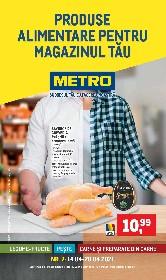 Metro - Produse alimentare pentru magazinul tau | 14 Aprilie - 20 Aprilie