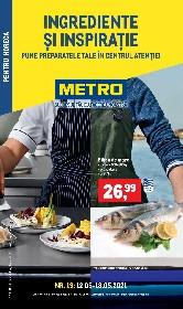 Metro -  Ingrediente si inspiratie | 12 Mai - 18 Mai