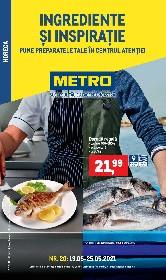 Metro - Produse proaspete | 19 Mai - 25 Mai