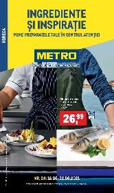 Metro - Ingrediente si inspiratie | 16 Iunie - 22 Iunie