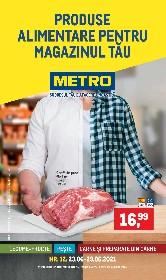 Metro - Produse alimentare pentru magazinul tau | 23 Iunie - 29 Iunie