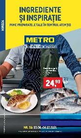 Metro - Ingrediente si inspiratie | 30 Iunie - 06 Iulie