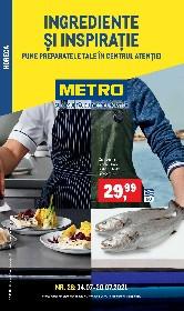 Metro - Ingrediente si inspiratie | 14 Iulie - 20 Iulie