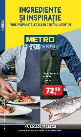 Metro - Ingrediente si inspiratie | 11 August - 17 August