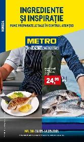 Metro - Ingrediente si inspiratie | 08 Septembrie - 14 Septembrie