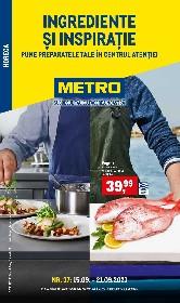 Metro - Ingrediente si inspiratie | 15 Septembrie - 21 Septembrie