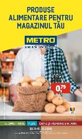 Metro - Produse alimentare pentru magazinul tau | 18 Noiembrie - 01 Decembrie