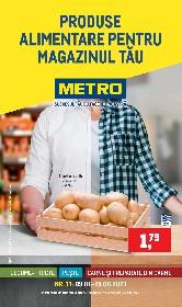 Metro - Produse alimentare pentru magazinul tau | 09 Iunie - 15 Iunie