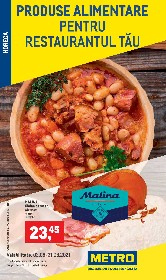 Metro - Oferte alimentare | 02 August - 31 August