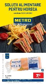 Metro - Oferte alimentare HoReCa | 03 August - 31 August