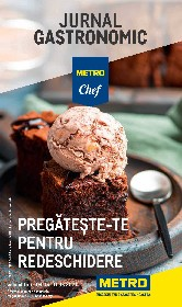 Metro - Pregateste-te pentru redeschidere | 04 Mai - 01 Iunie