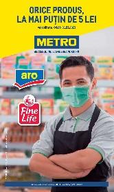 Metro - Orice produs la mai putin de 5 lei | 04 Ianuarie - 31 Ianuarie