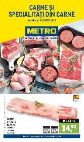 Metro - Carne si specialitati din carne | 01 Decembrie - 31 Decembrie