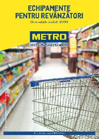 Metro - Echipamente pentru profesionisti | 04 Februarie - 31 Iulie