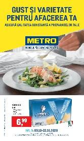Metro - Gust si varietate | 09 Decembrie - 15 Decembrie