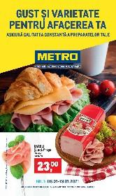 Metro - Gust si varietate pentru afacerea ta | 06 Ianuarie - 19 Ianuarie