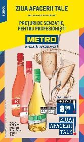 Metro - Preturi de senzatie pentru HoReCa | 01 Septembrie - 13 Octombrie