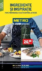 Metro - Ingrediente si inspiratie | 17 Martie - 23 Martie