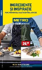Metro - HoReCa | 01 Septembrie - 07 Septembrie