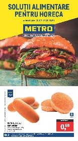 Metro - Solutii alimentare pentru HoReCa | 03 Februarie - 01 Martie