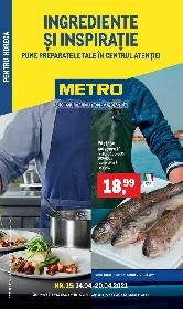 Metro - Ingrediente si inspiratie | 14 Aprilie - 20 Aprilie