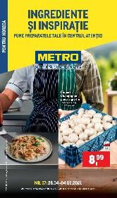 Metro - Ingrediente si inspiratie | 28 Aprilie - 04 Mai