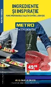 Metro - Ingrediente si inspiratie | 26 Mai - 01 Iunie