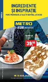 Metro - Ingrediente si inspiratie | 23 Iunie - 29 Iunie