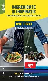 Metro - Ingrediente si inspiratie | 14 Octombrie - 20 Octombrie