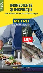 Metro - Ingrediente si inspiratie | 28 Octombrie - 03 Noiembrie