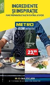 Metro - Ingrediente si inspiratie | 06 Ianuarie - 12 Ianuarie