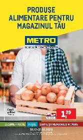 Metro - Produse alimentare pentru magazinul tau | 16 Decembrie - 31 Decembrie